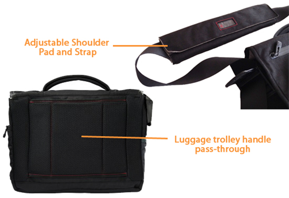 ECBC K7 Series Messenger Bag Shoulder Strap