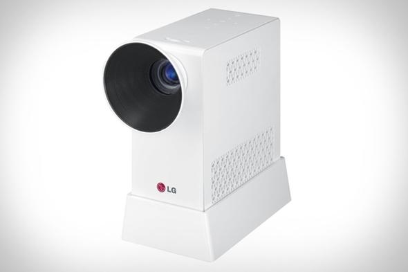 LG PG65U Portable LED Projector