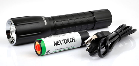 Nextorch myTorch RC 18650 Review
