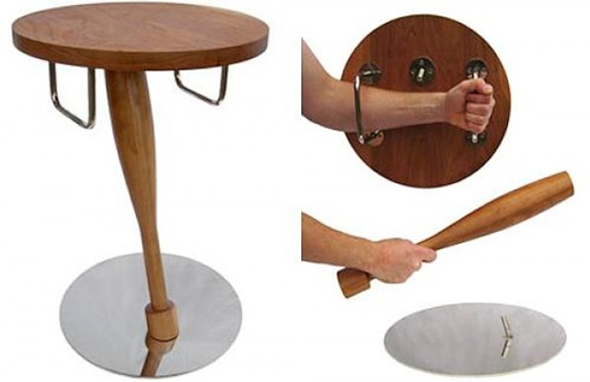 Self Defense Night Stand