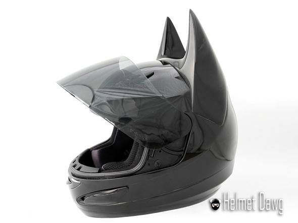 Dark Knight Motorcycle Helmet
