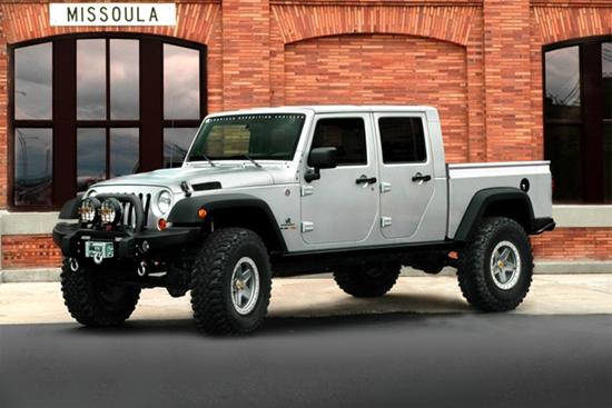 AEV Brute Jeep