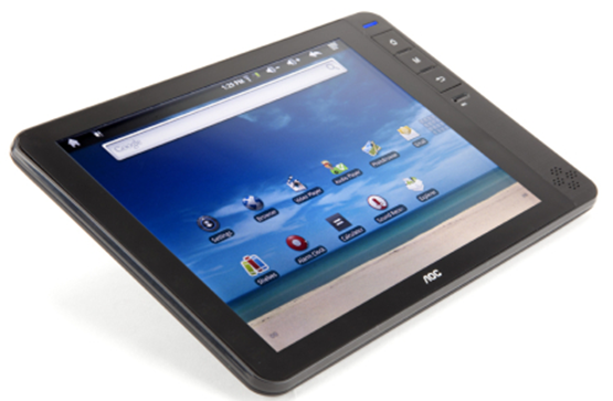 AOC Breeze Android Tablet