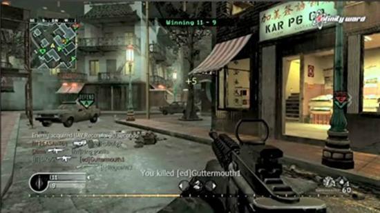 Modern Warfare 3 Cheaters