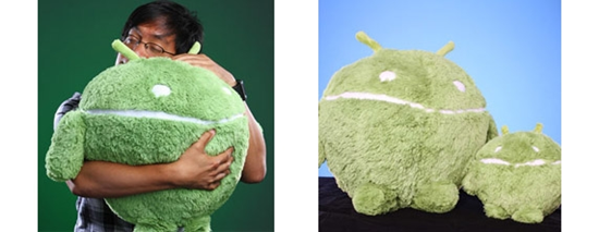 Android Squishable