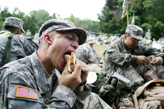 New Army MRE