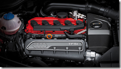 Audi TT RS Plus Engine