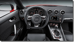Audi TT RS Plus Interior