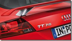 Audi TT RS Plus Spoiler