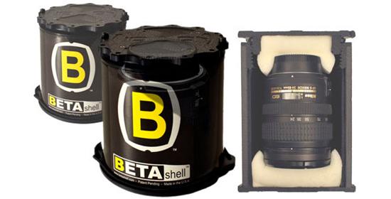 BETA Shell SLR lens case