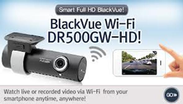 DR500GW-HD iPhone App