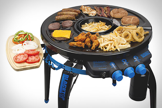 Blacktop 360 Grill Fryer