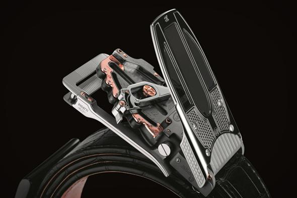 Bugatti X Roland Iten Belt Buckle