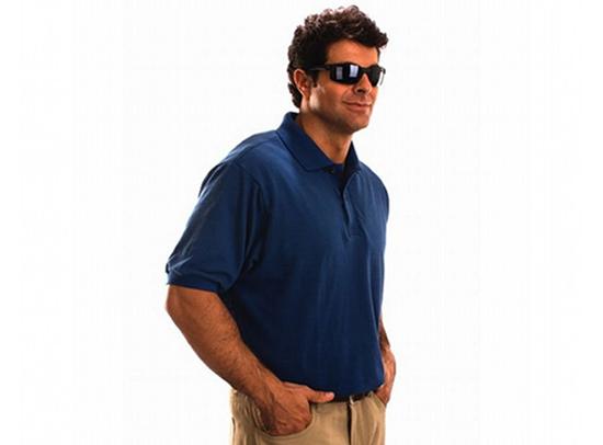 Bulletproof Polo Shirt