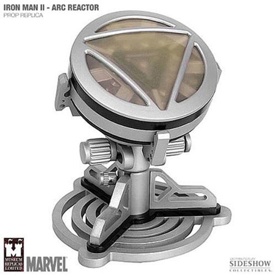 Iron Man 2 Arc Reactor Prop