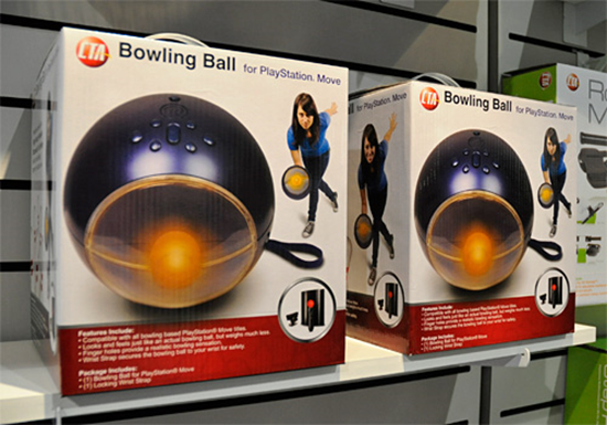 CTA Digital PlayStation Bowling Ball