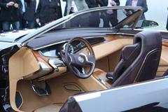 Cadillac Ciel Interior