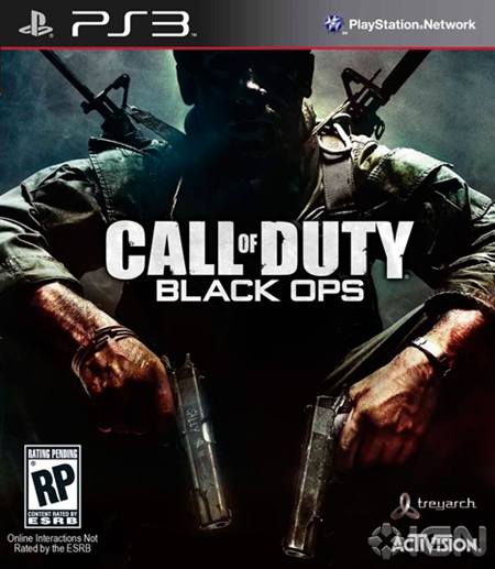 PS3 Black Ops