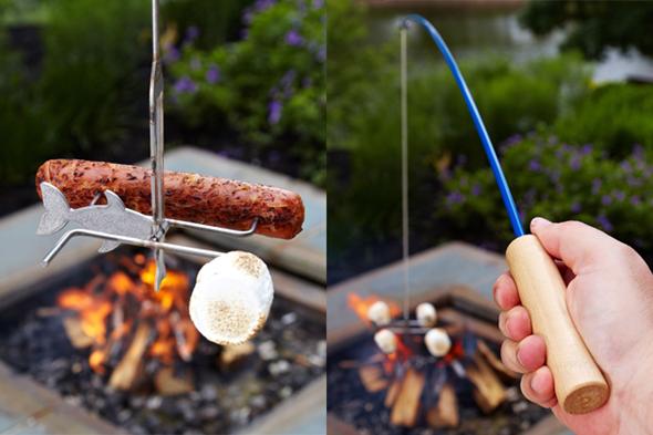 Campfire Roasting Rod