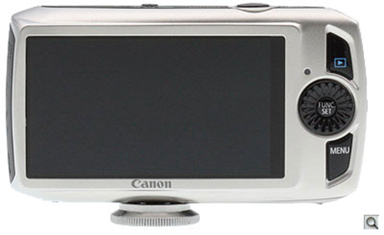 Canon SD4000 IS LCD