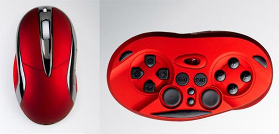 Chameleon X-1 Mouse Gamepad