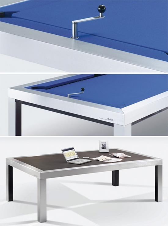 Chevillotte Pool Table