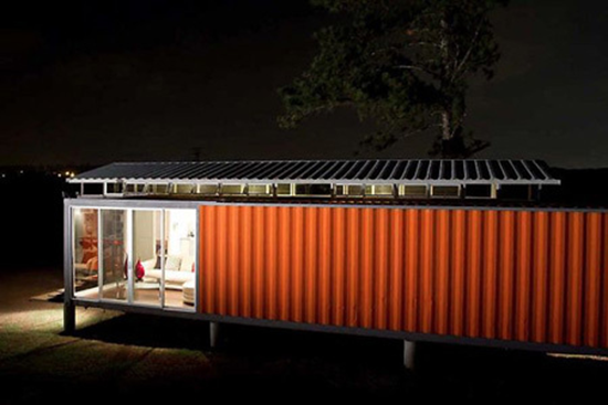 Freight Container House