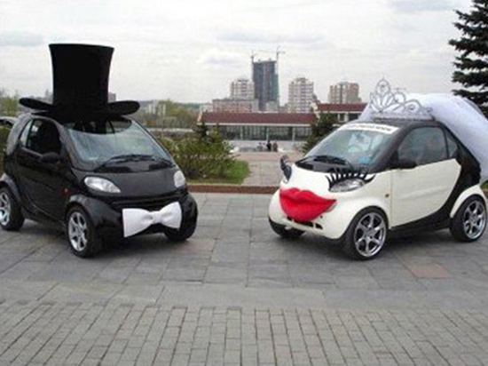 Marriage Smart Car