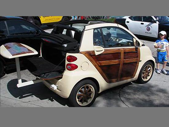 Woody Smart Car