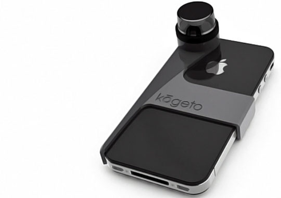 DOT Panoramic iPhone Camera Attachment