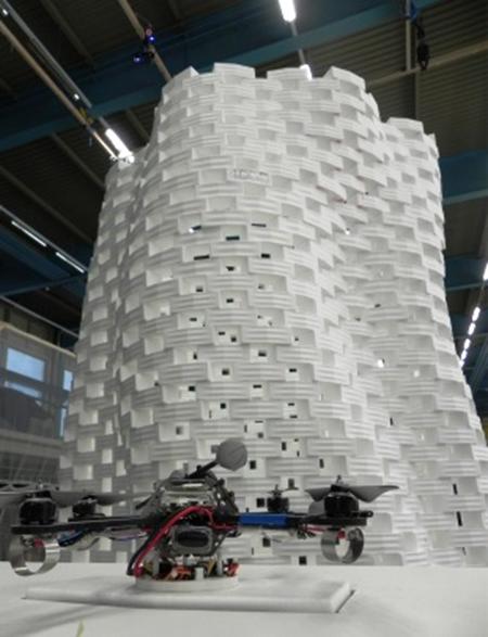 Flight Assembled Architecture