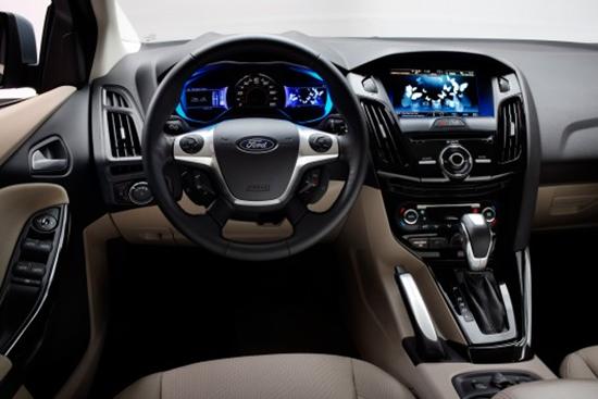 Ford Focus Electric Interior
