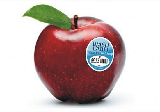 FruitWash Labels