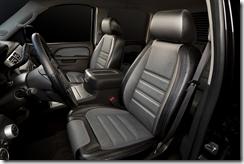 gmc sierra all terrain HD seats