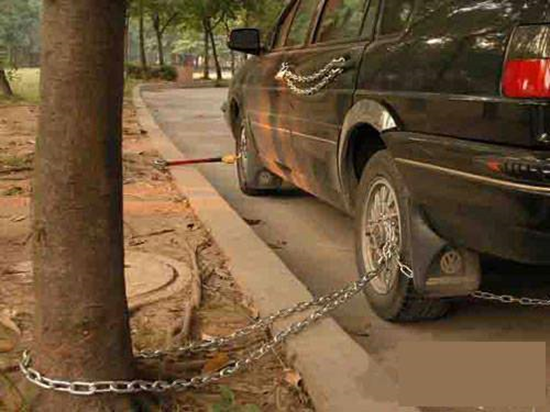 Anti Theft System >> Ghetto Car Repair At It's Finest | GadgetKing.com