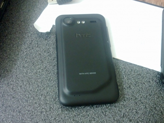 HTC Leaked Photo