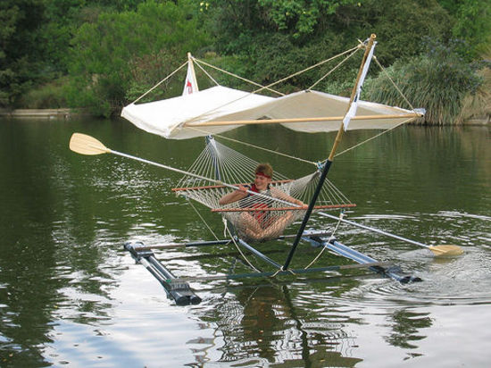 Hammock Boat
