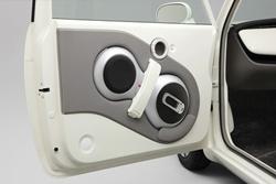 Honda EV-N Door Panel