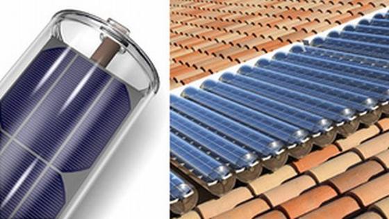 Naked Energy Hybrid Solar Tube
