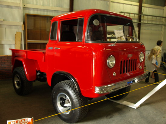 1961 Jeep Willys Truck