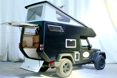Jeep Unlimited Action Camper