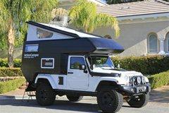 Jeep Unlimited Action Camper Gadgetking Com