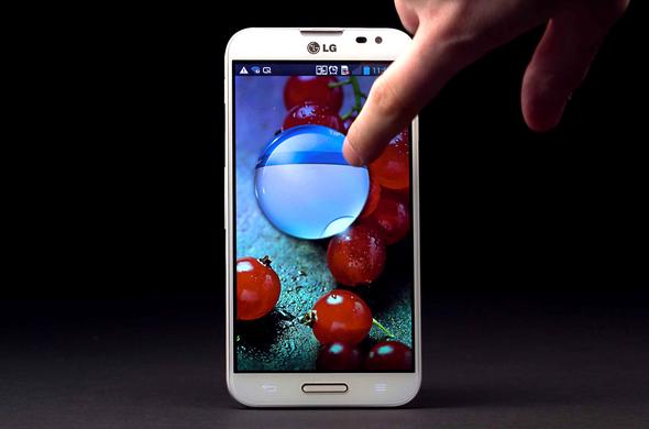 AT&T LG Optimus G Pro