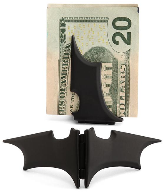 Magnetic Batman Money Clip