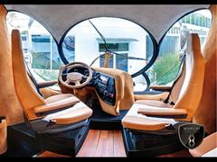 Marchi eleMMent drivers seat