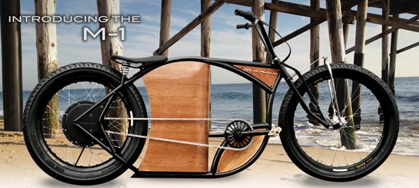 Marrs M-1 Electric Bike