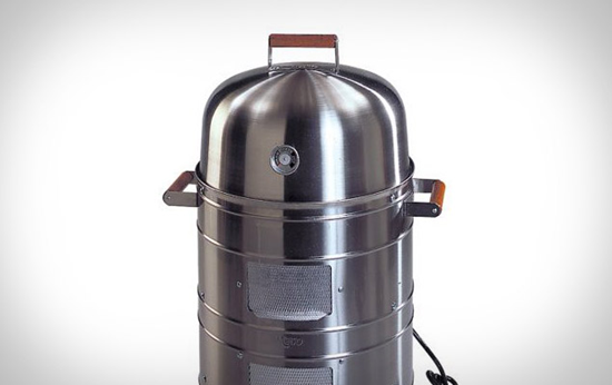 Meco Stainless Steel Water Smoker