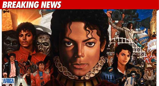 New Michael Jackson Album Leaks on Internet