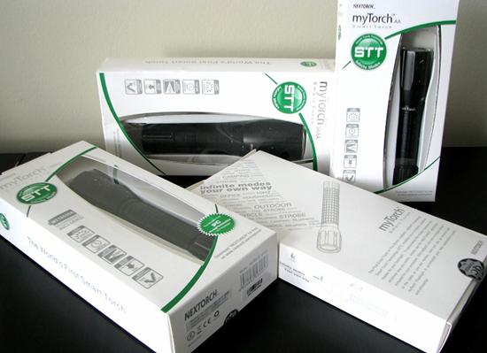 Nextorch myTorch Packaging