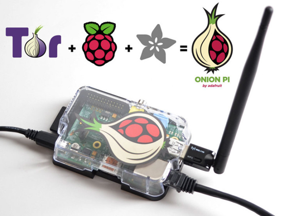 Onion Pi For Anonymous Internet Browsing
